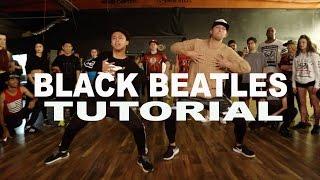 Скачать BLACK BEATLES Rae Sremmurd FEAT Gucci Mane Dance TUTORIAL MattSteffanina Choreography