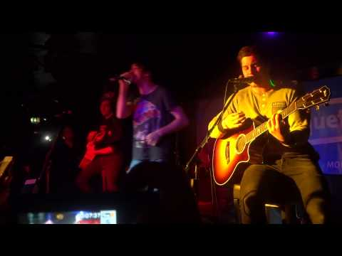 Somewhere In Neverland - All Time Low acoustic Kingston 05/02/13