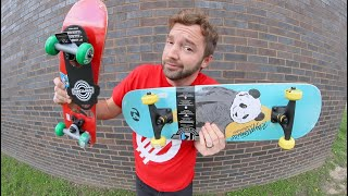 THE HONEST TRUTH ABOUT WALMART SKATEBOARDS