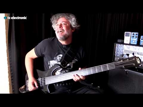 "Paulo Jr.(Sepultura) uses his ""Impending Doom"" TonePrint for Corona Chorus"