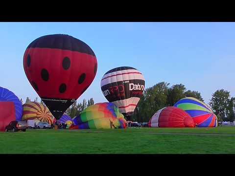 Northampton Balloon Festival 2017