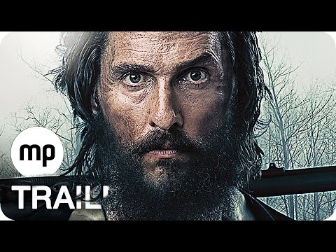 THE FREE STATE OF JONES Trailer German Deutsch (2016) Exklusiv