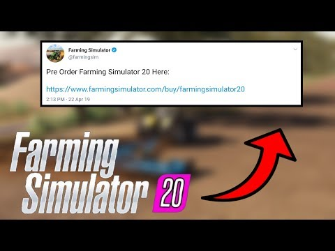 Farming Simulator 20 - Top 10 Things I'd Like To See In The Game (FS 20) | Android & IOS
