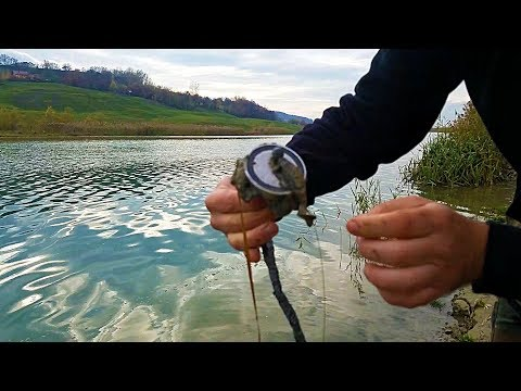 Pescuit cu Magnetul pe Lac Magnet Fishing Romania