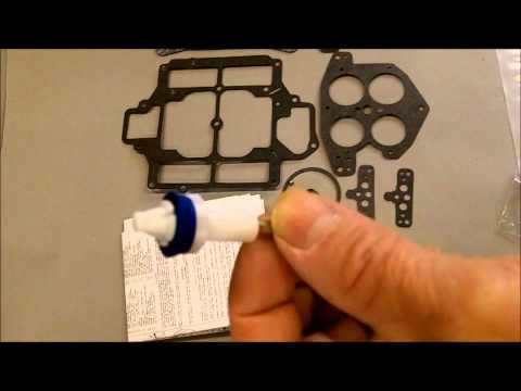 Rochester 4GC 4 Jet Carburetor Rebuild Kit K6134