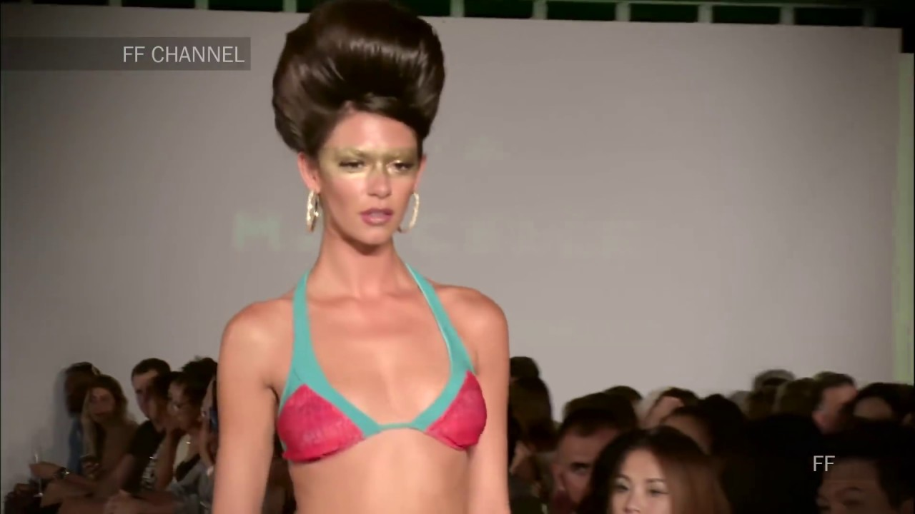 65b3d68c7a4 FF Channel – Mia Marcelle | Spring Summer 2016 Full Show | Exclusive