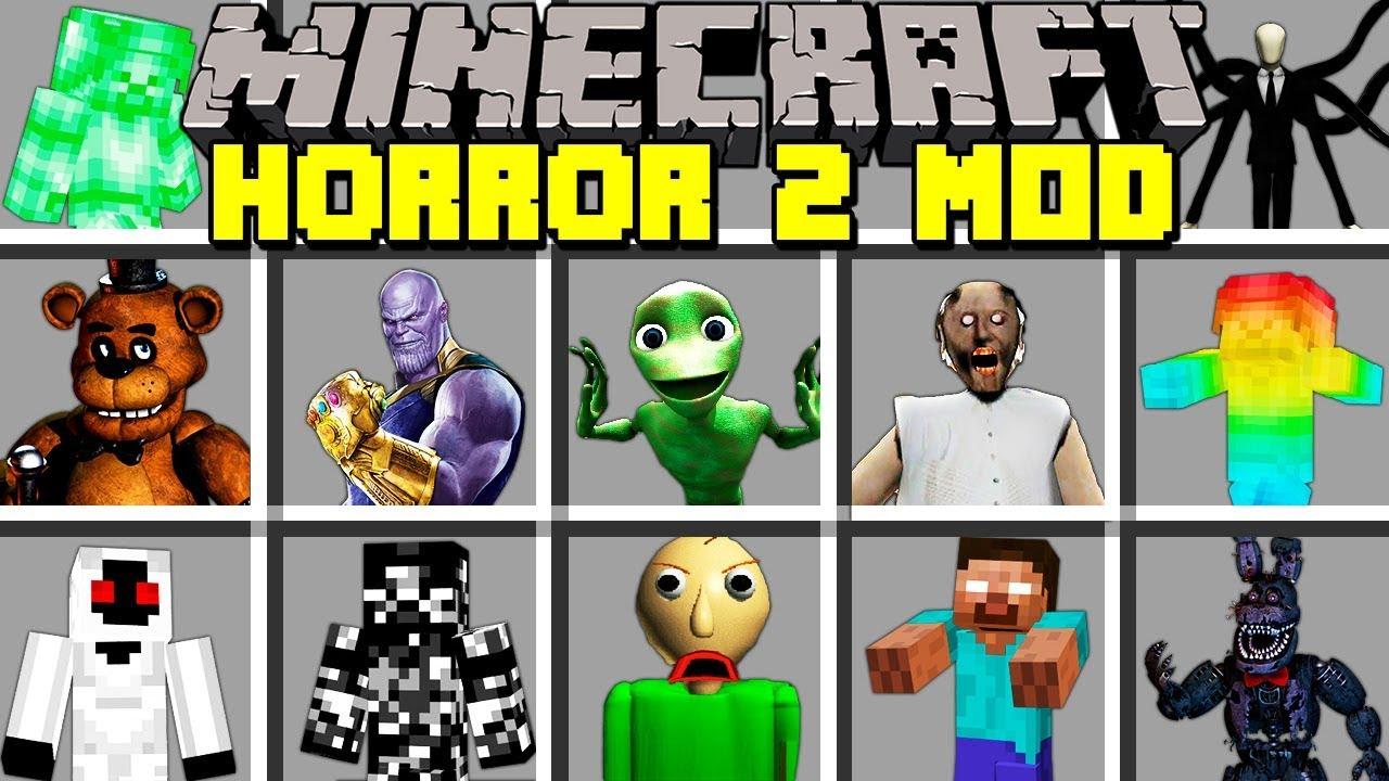 Minecraft Mod Thanos - Gambleh 1