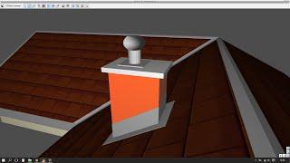 ArCADia Architektura - Nasady kominowe na kominie