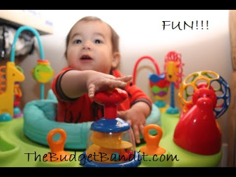 Download Oball Obounce Activity Center (Baby Review)
