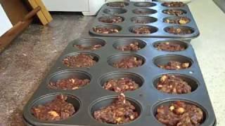 No Bake Protein Cocoa Cookies ~ Saphre1964