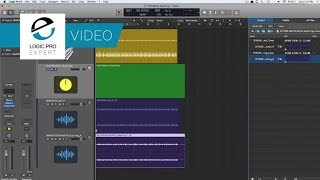 Logic Pro X - How to Export Audio Files For Archiving and Cross DAW Compatibility - Expert Tutorial