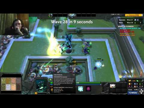 видео: element td обзор и мини гайд, dota 2 reborn