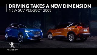 NEW PEUGEOT 2008 - 