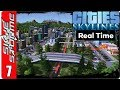 Cities: Skylines Real Time - Building Wonderland Part 7 ►TRANSPORT FEVER!◀ Gameplay/Tips