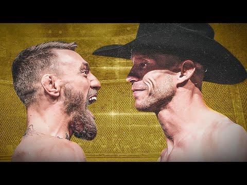 Conor McGregor GПобеда в Первом раунде Cowboy Donald Cerrone