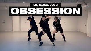 여자들이 춰본 엑소 EXO - OBSESSION 안무 | 엑소 커버댄스 DANCE COVER