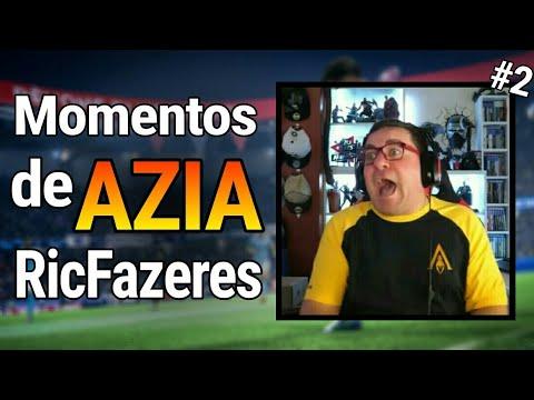 MOMENTOS DE AZIA NO ULTIMATE TEAM   RicFazeres #2