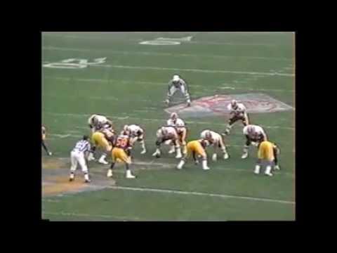 Rams Last Game At Anaheim Stadium 12241994 Youtube