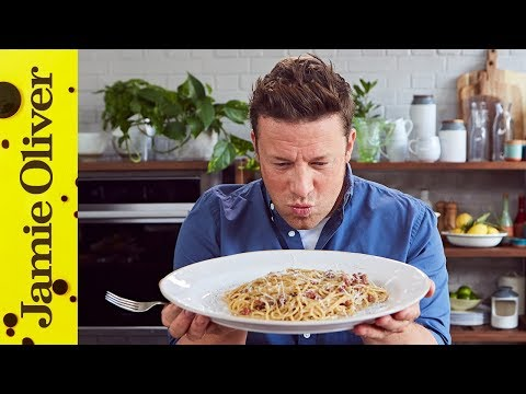 How to Make Classic Carbonara | Jamie Oliver