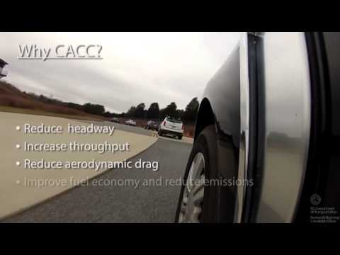 Cooperative Adaptive Cruise Control (CACC)