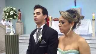 Melhor entrada de casamento do mundo
