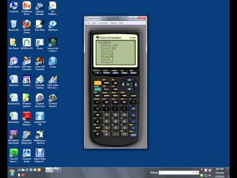 Calculator will not Graph ERR: WINDOW RANGE