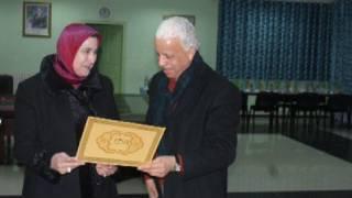 التأهيل الجامعي لأساتذة جامعة عباس لغرور خنشلة
