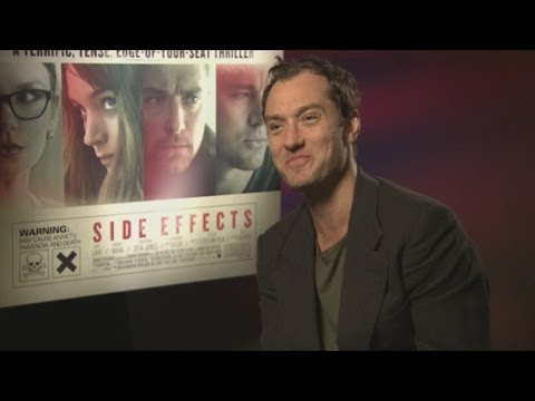 Jude Law interview: He talks man crushes, YOLO decisions and about new film Side Effects