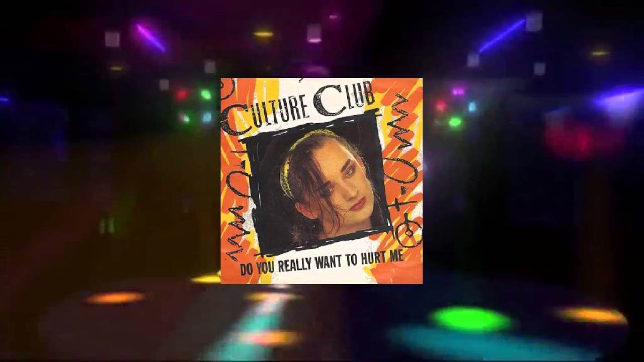Culture Club Do You Really Want To Hurt Me Extended Rework Master