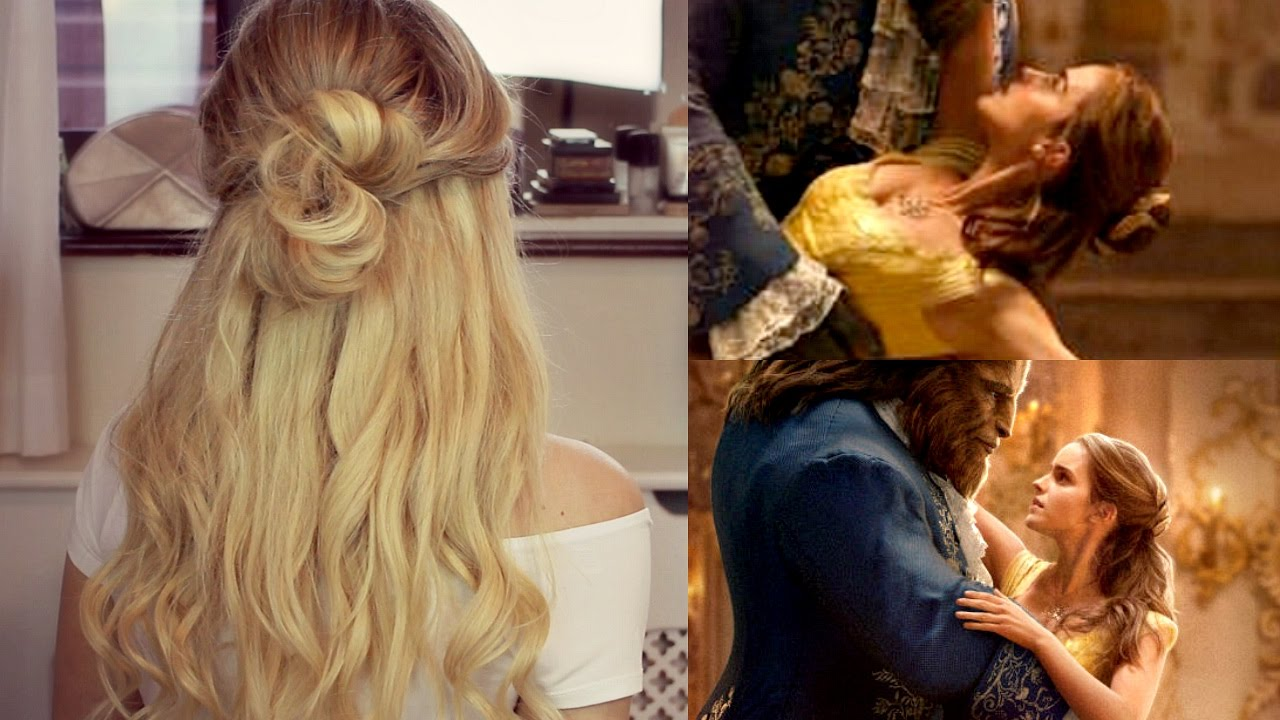 beauty and the beast belle tutorial