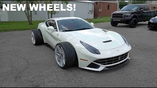 The PERFECT Ferrari F12 Mod Happened!