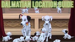 Kingdom Hearts 1.5 Hd - Kingdom Hearts Final Mix - Dalmatian Locations Guide Top Dog Trophy