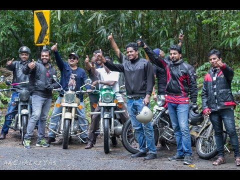 Royal Riders Anchal - Ponmudi Ride