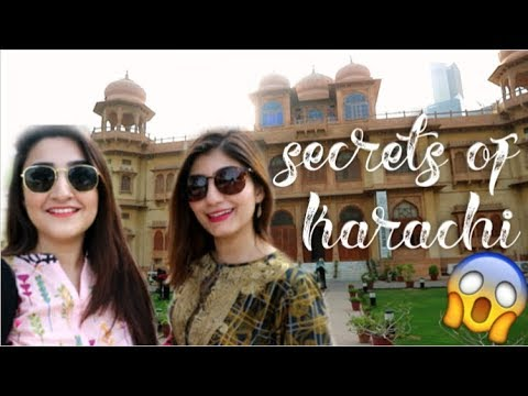 TOURISTS FOR A DAY IN KARACHI with AnushaeSays