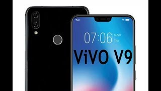vivo V9 launched with 4GB RAM 64GB ROM