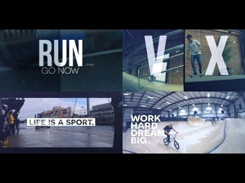Sport Slideshow | After Effects template