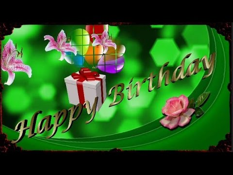 Cute Happy Birthday Wish Ecard Messages For Friend Best Video