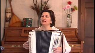 Тонкая Рябина Russian song