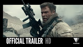 12 STRONG | Official Trailer | 2018 [HD]