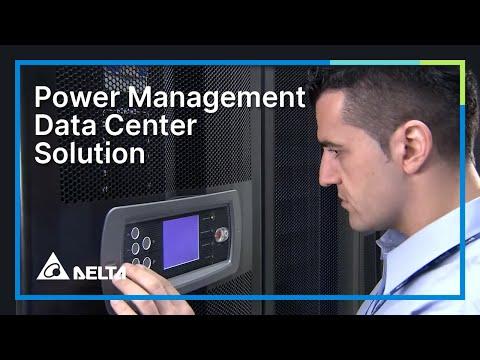 Delta MCIS InfraSuite Datacenter Solutions - Power Management