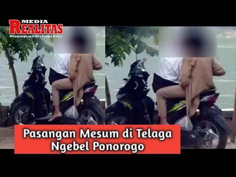 Viral Video Mesum Di Atas Motor Di Pinggir Telaga Ngebel Ponorogo, Kini Pelakunya Diburu Polisi