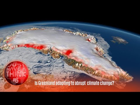 Is Greenland adjusting to abrupt Climate Change? Can we???