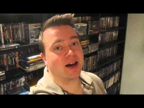 Saturday Night Vlog! Blu-Ray Collection, Craigslist, Horror Movies