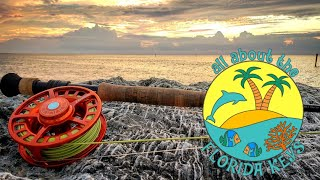 Fly Fishing the Florida Keys best places to wade & best fish caught on fly in the Florida Keys
