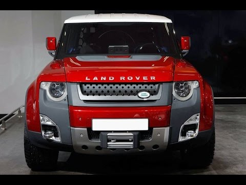 2018 The All New Land Rover Defender Usa
