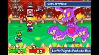 Game Boy Advance Longplay [064] Mario & Luigi - Superstar Saga (Part 3 of 3)