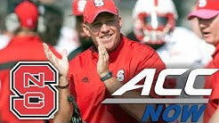 NC State's Dave Doeren: Team Had To Raise the Bar in Win Over WF   ACC Now