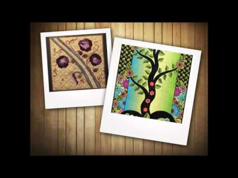 Tree Of Life Quilt Youtube
