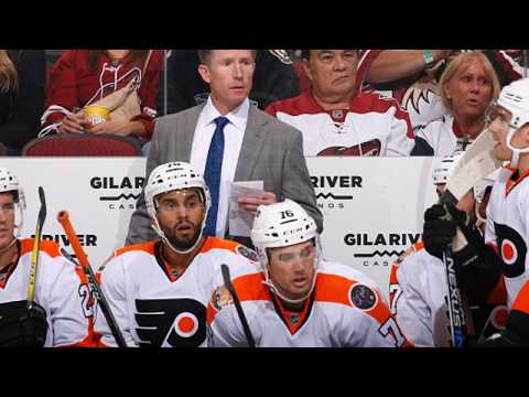 "Dave Isaac talks ""Fire Hakstol"" chants, issues around the team, and more Flyers talk"