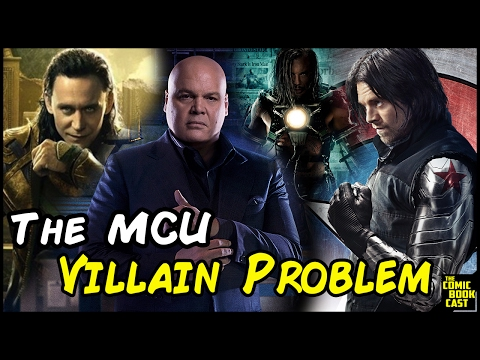 Kevin Feige talks about the Marvel Villain Problem says it's True
